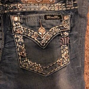Miss Me Bottoms - Miss Me Jeans